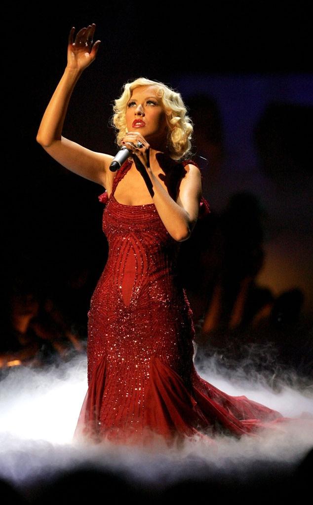 MTV Video Music Awards 2006, Christina Aguilera