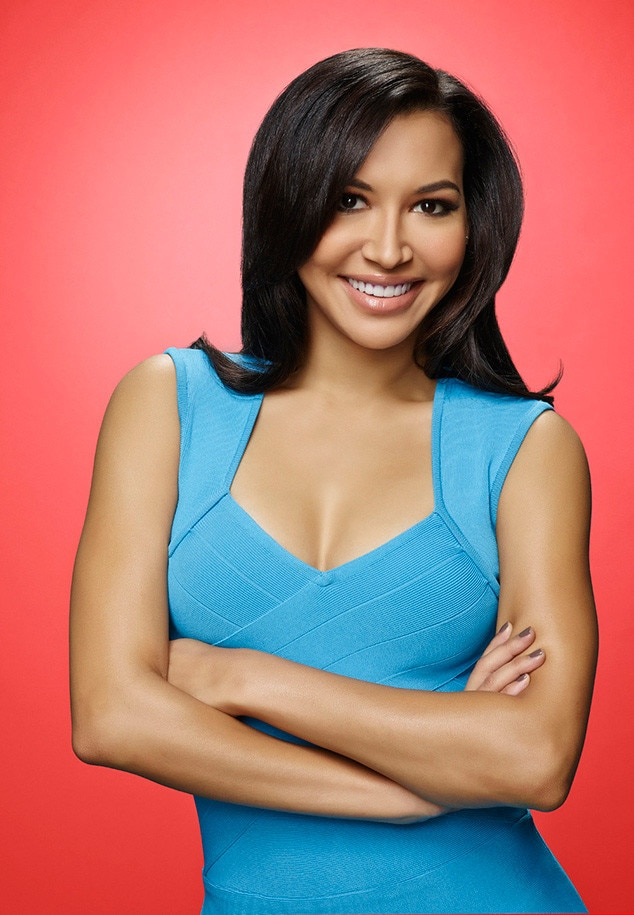 Naya Rivera, Glee
