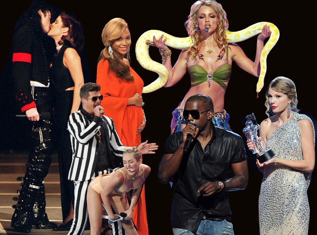 MTV Video Music Awards Graphic, MTV VMA's