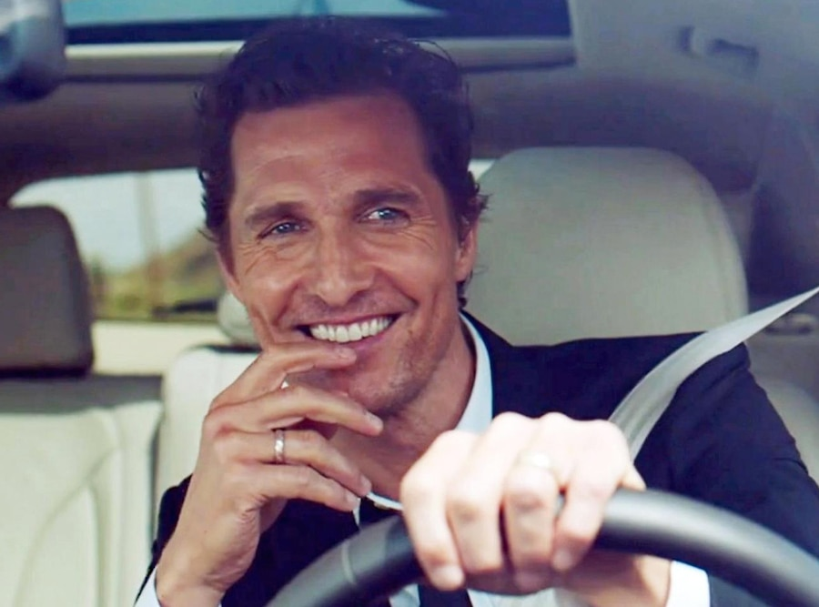 Matthew McConaughey, Lincoln Ad