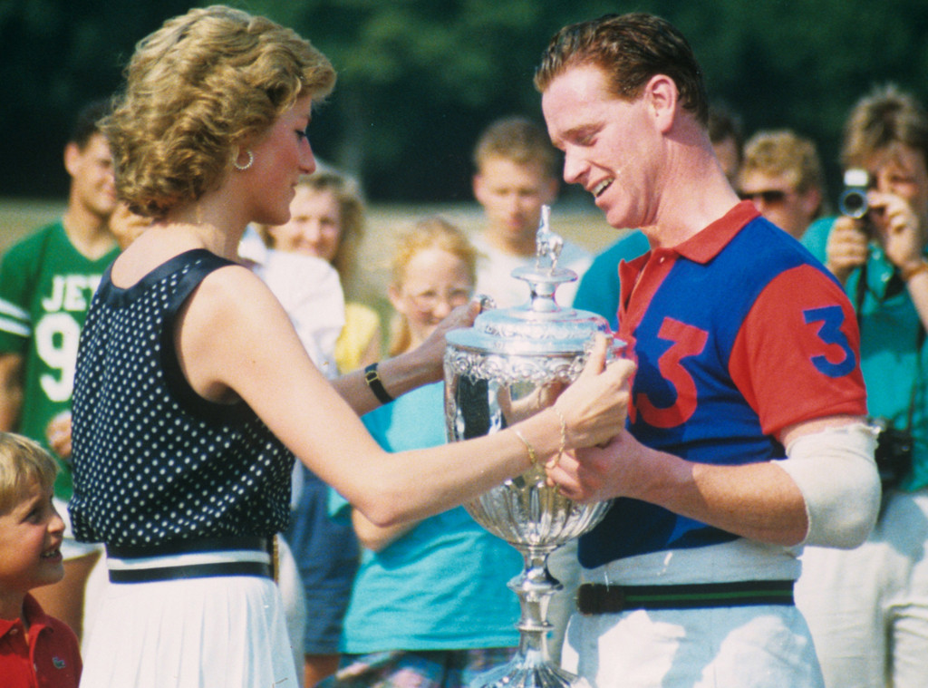 Princess Diana, James Hewitt, Royal Scandals