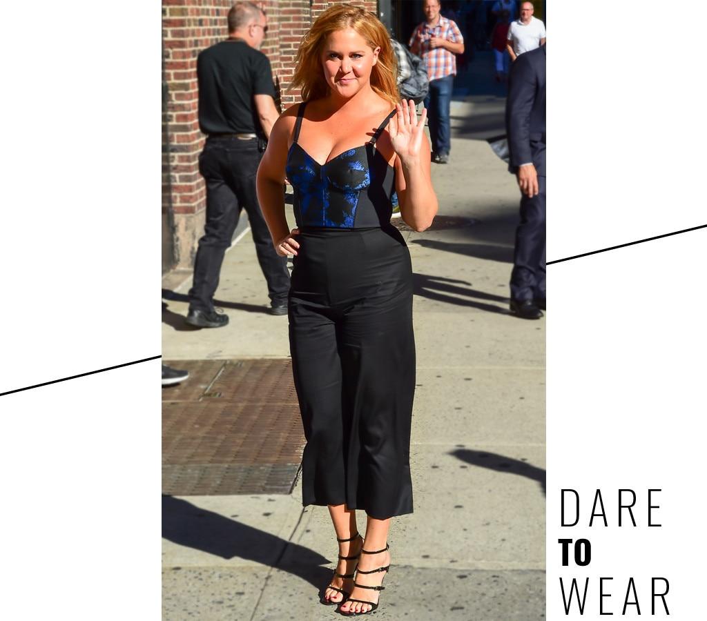 ESC: Amy Schumer, Dare To Wear