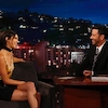 Kendall Jenner, Jimmy Kimmel