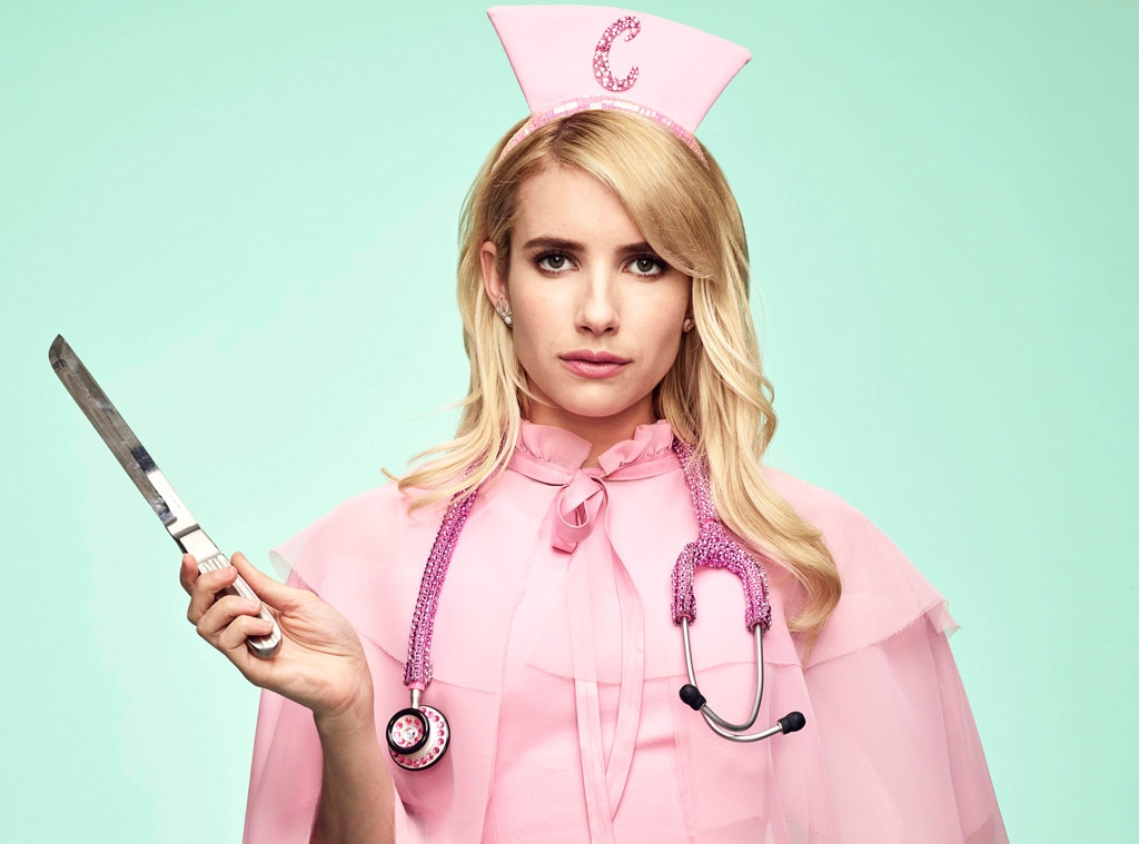 Scream Queens Cancelled by Fox