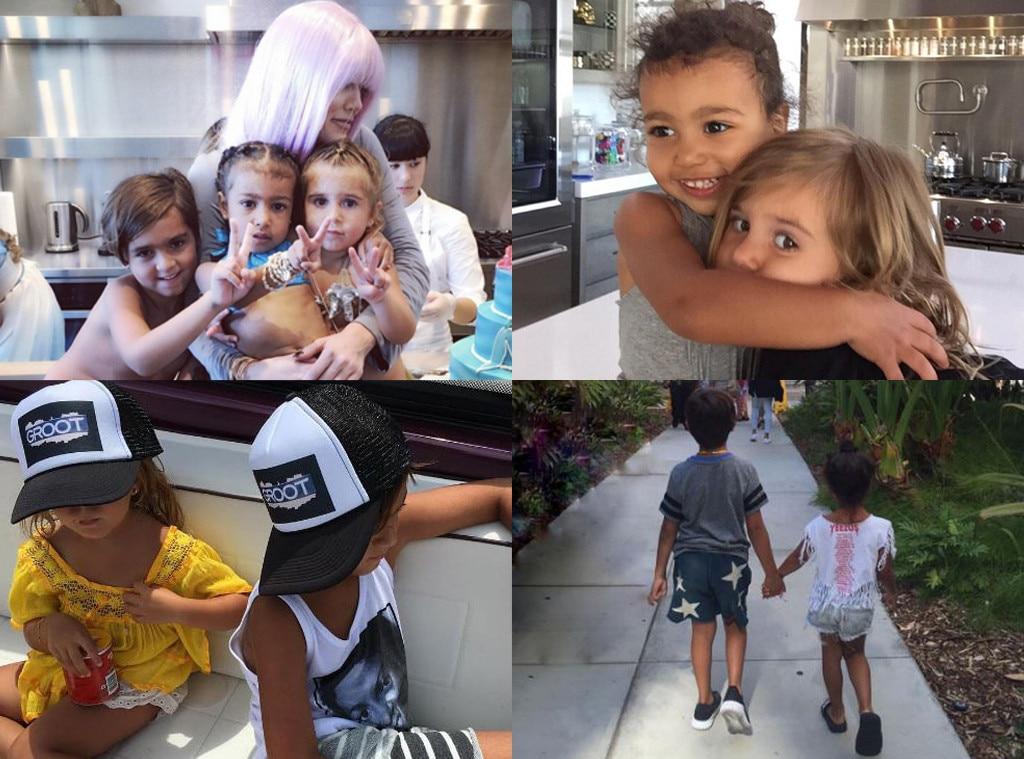 Kardashian Kids Story, Rob Kardashian, Blac Chyna
