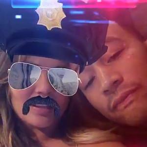 Chrissy Teigen, John Legend, Snapchat