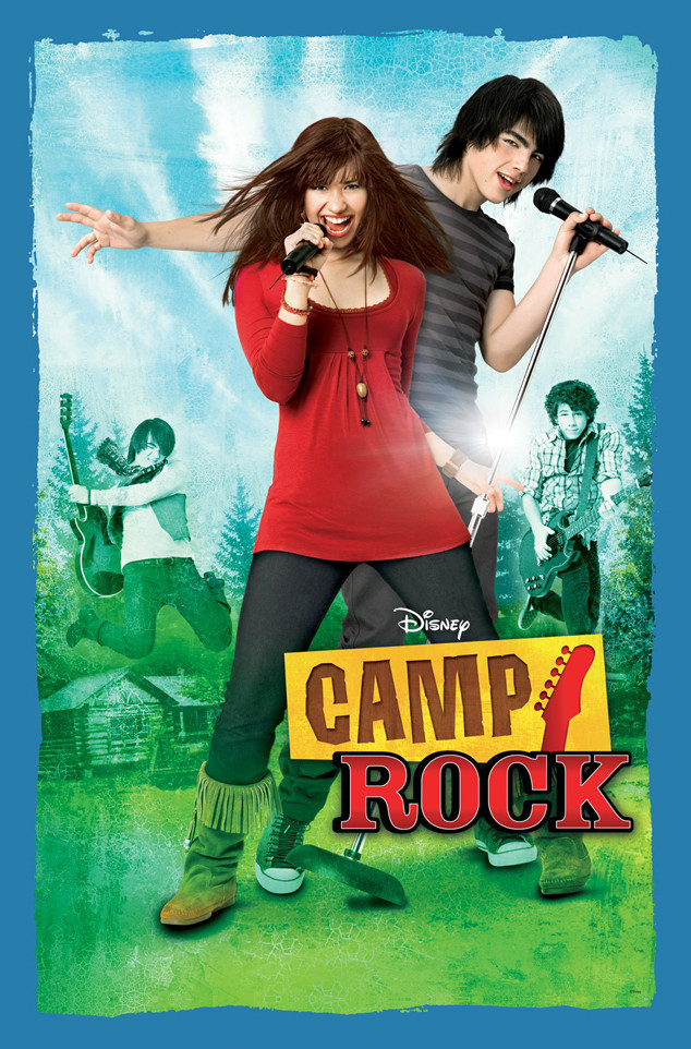 Camp Rock, Disney Channel Original Movies, Demi Lovato