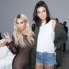 Kim Kardashian, Kendall Jenner
