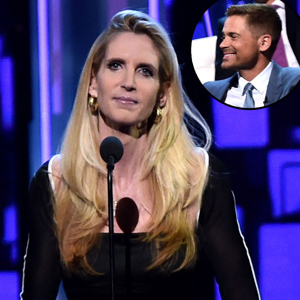 Ann Coulter, Rob Lowe