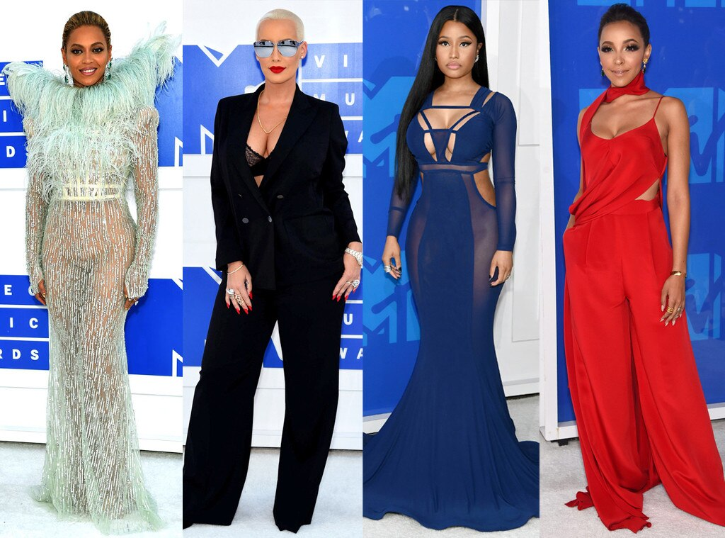 Best Dressed, 2016 MTV VMAs