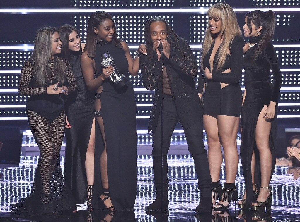 Fifth Harmony, Ty Dolla $ign, 2016 MTV VMAs