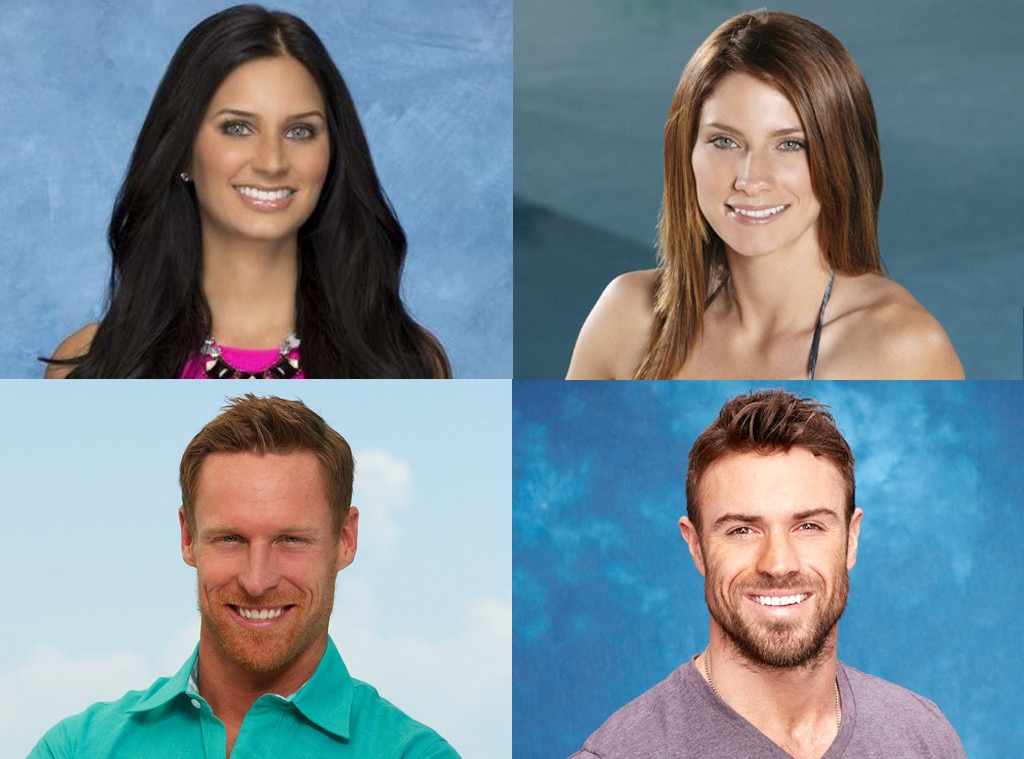 Bachelor in Paradise, Chad Johnson, Samantha Steffen, Michelle Kujawa, Kirk DeWindt