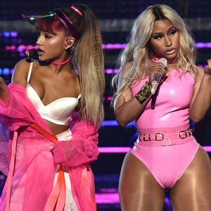 Ariana Grande, Nicki Minaj, 2016 MTV VMAs