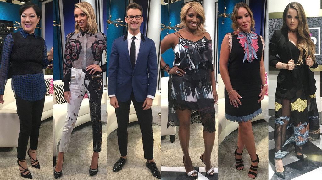 Fashion Police Cast Wardrobe E