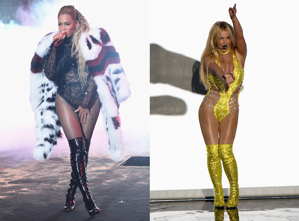 Beyonce, 2016 MTV VMAs, Britney Spears