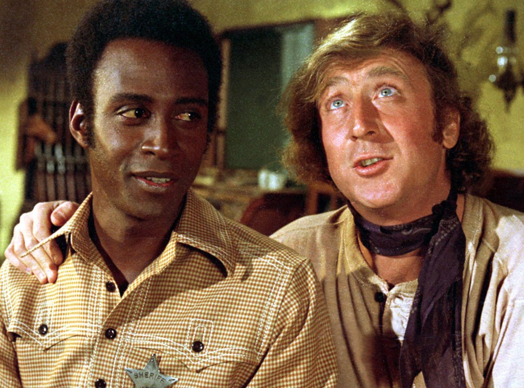 Gene Wilder, Cleavon Little, Blazing Saddles