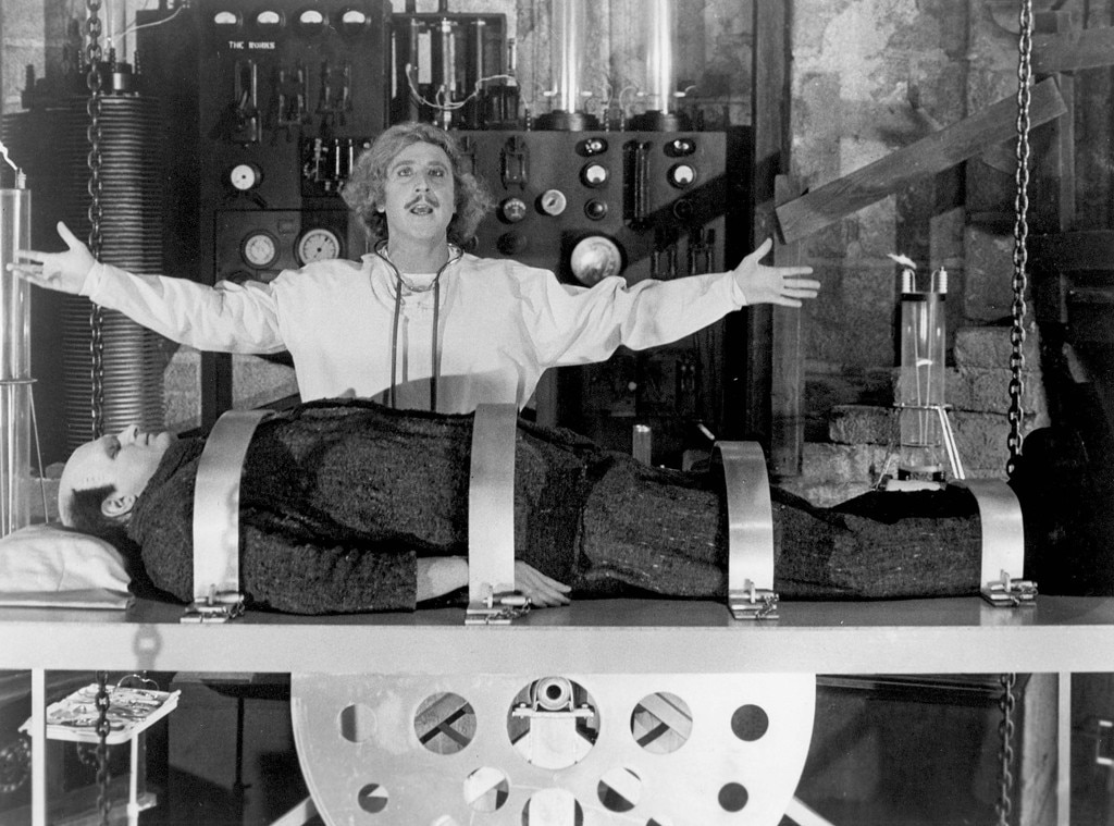 Young Frankenstein, Gene Wilder