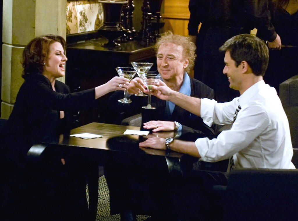 Will & Grace, Gene Wilder