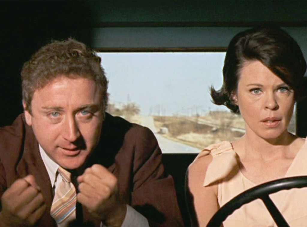 Bonnie and Clyde, Gene Wilder, Evans Evans