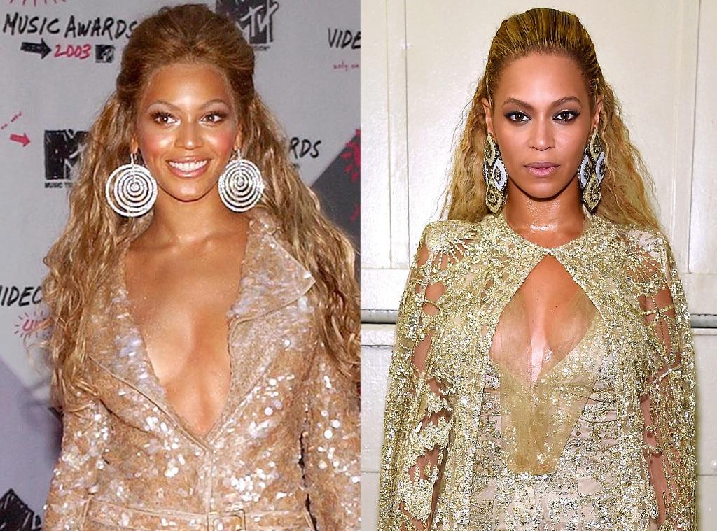 Beyonce, VMA, Flashback