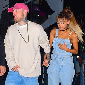 Mac Miller, Ariana Grande