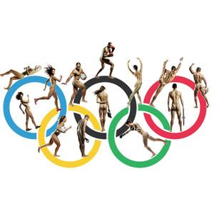 Naked Olympic Athletes