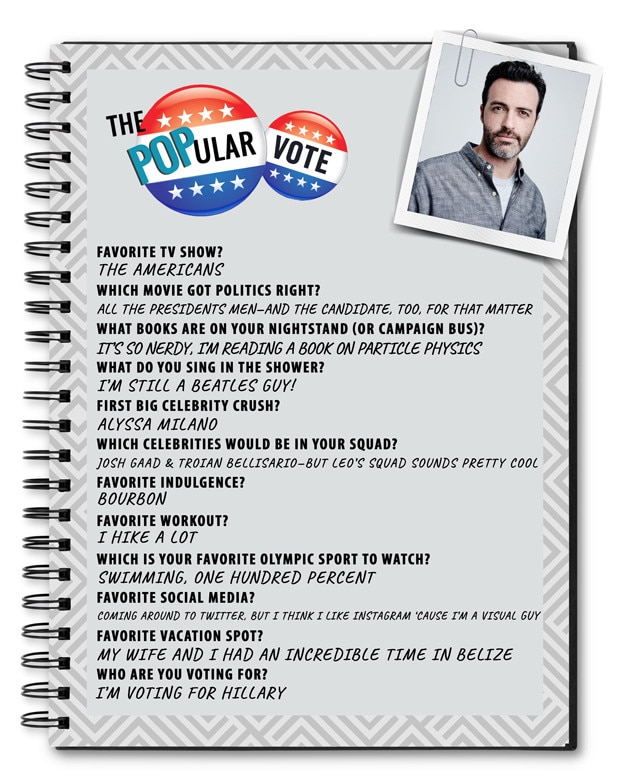 POPular Vote, Reid Scott