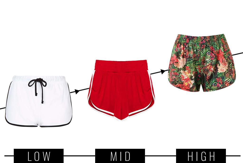 ESC: Vanessa Hudgens, Shorts