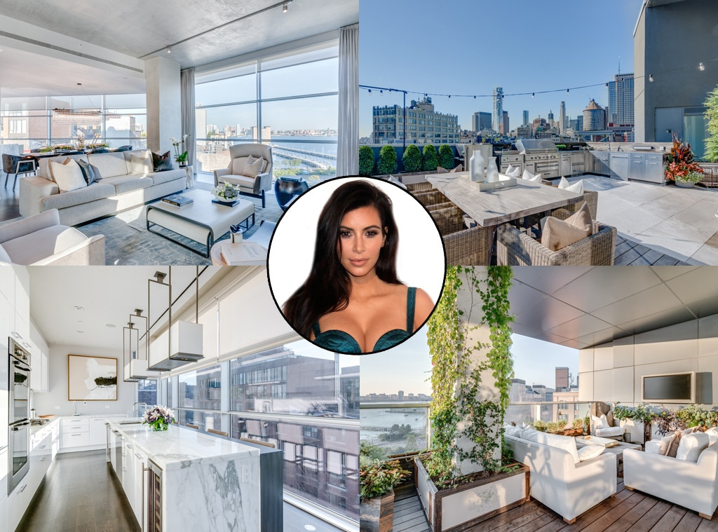 Kim Kardashian, New York City Airbnb
