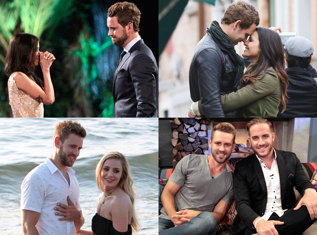 nick viall the bachelor - De Bachelor Girls Nick