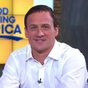 Ryan Lochte, Good Morning America