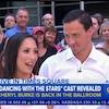 Ryan Lochte, Cheryl Burke, Good Morning America
