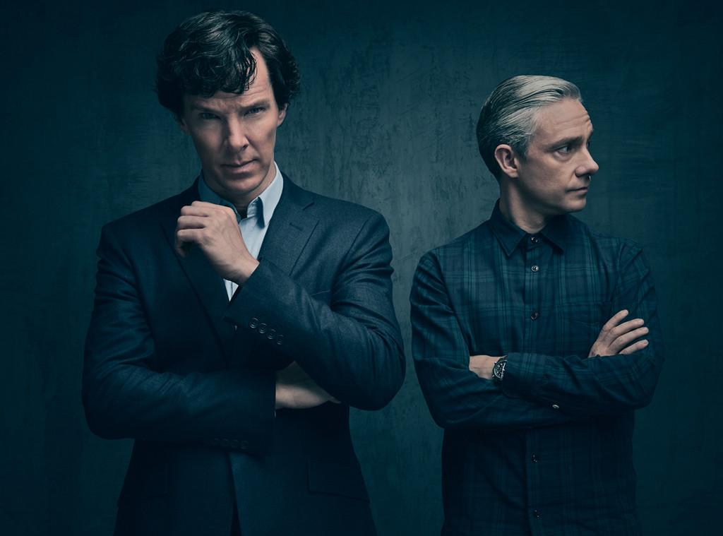 Sherlock, Sherlock Season 4, Martin Freeman, Benedict Cumberbatch