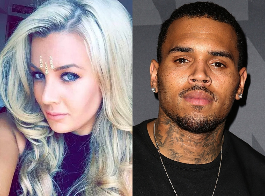 Baylee Curren, Chris Brown