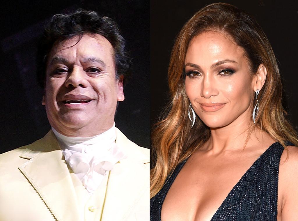 Juan Gabriel, Jennifer Lopez
