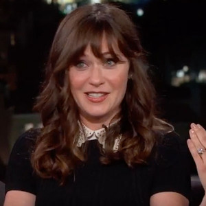 Zooey Deschanel, Jimmy Kimmel Live