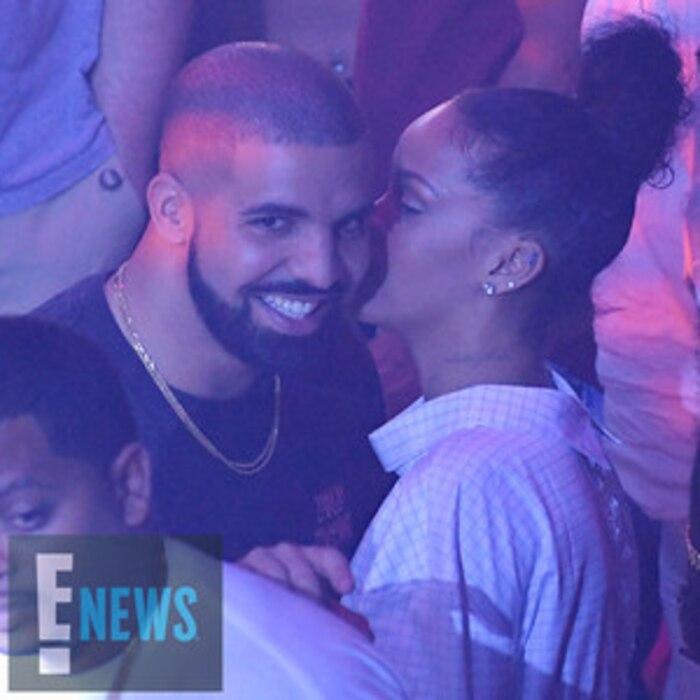 Rihanna, Drake, Miami, PDA, Exclusive