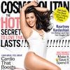 Kourtney Kardashian, Cosmopolitan, October Issue