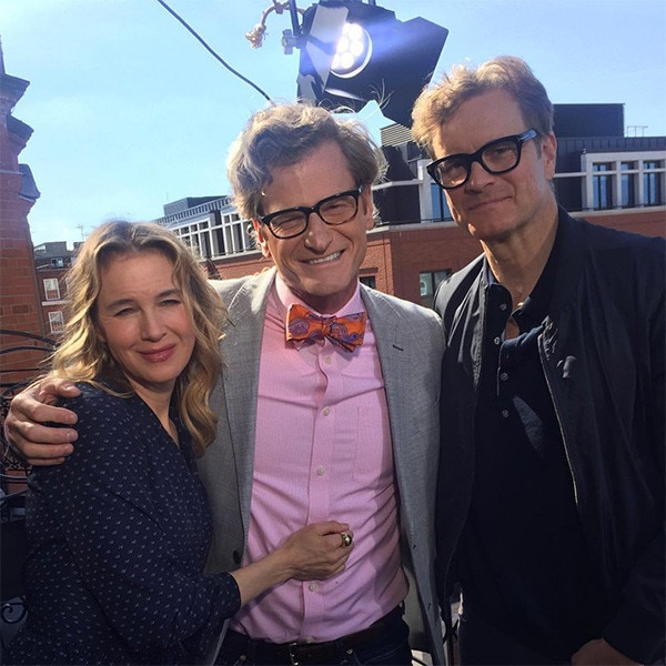 Renee Zellweger, Marc Malkin, Colin Firth