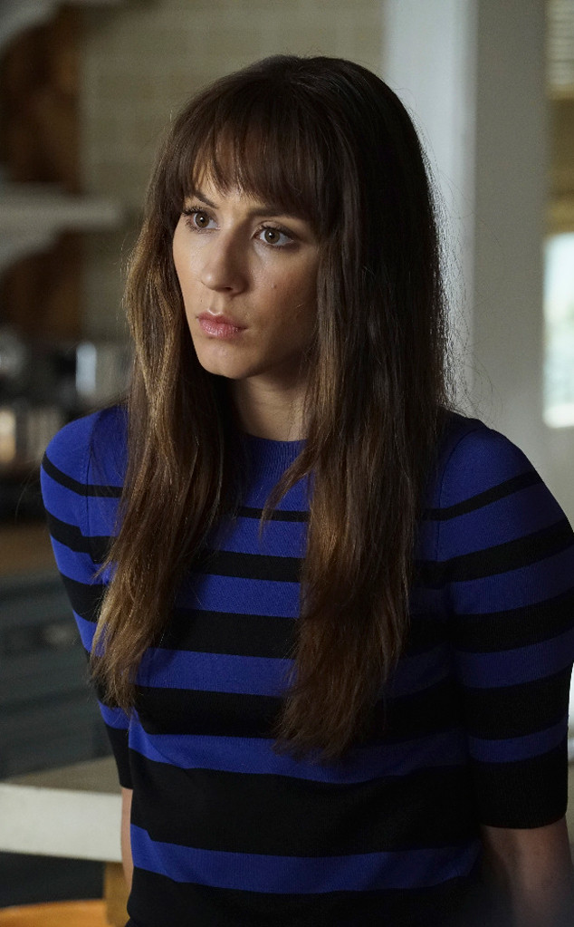 Troian Bellisario, Pretty Little Liars