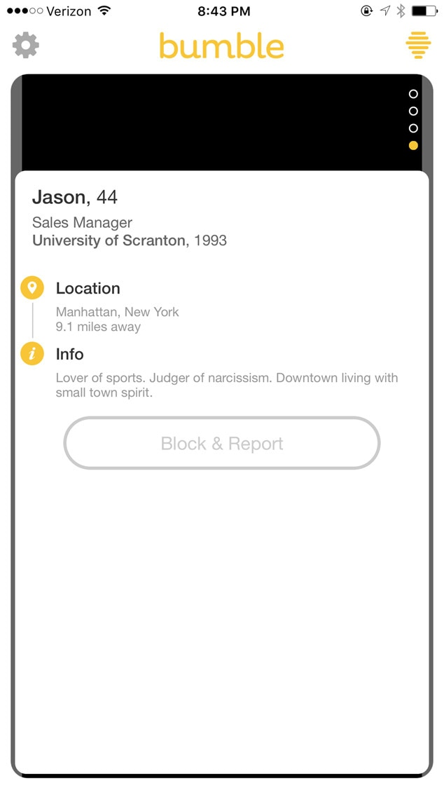 Jason Hoppy, Bumble