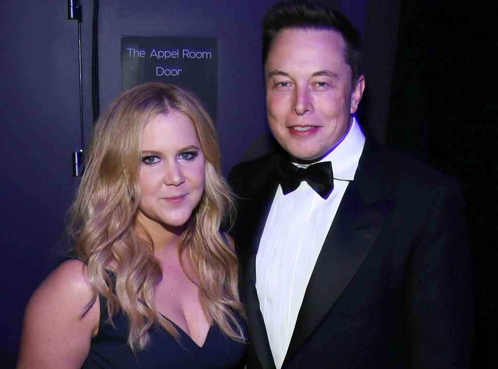 Amy Schumer, Elon Musk