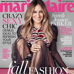 Sarah Jessica Parker, Marie Claire