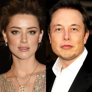 Amber Heard, Elon Musk