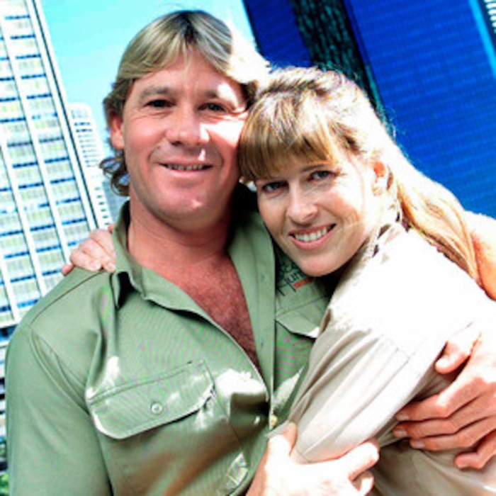 steve and terri irwin. terri irwin reflects on plans to have third child with steve in emotional interview ahead of mother\u0027s day | e! news and