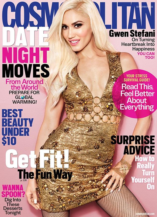 Gwen Stefani, Cosmopolitan
