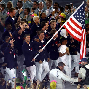 Opening Ceremony, Rio 2016, Olympics, Team USA