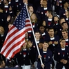 Opening Ceremony, Rio 2016, Olympics, Team USA, Michael Phelps