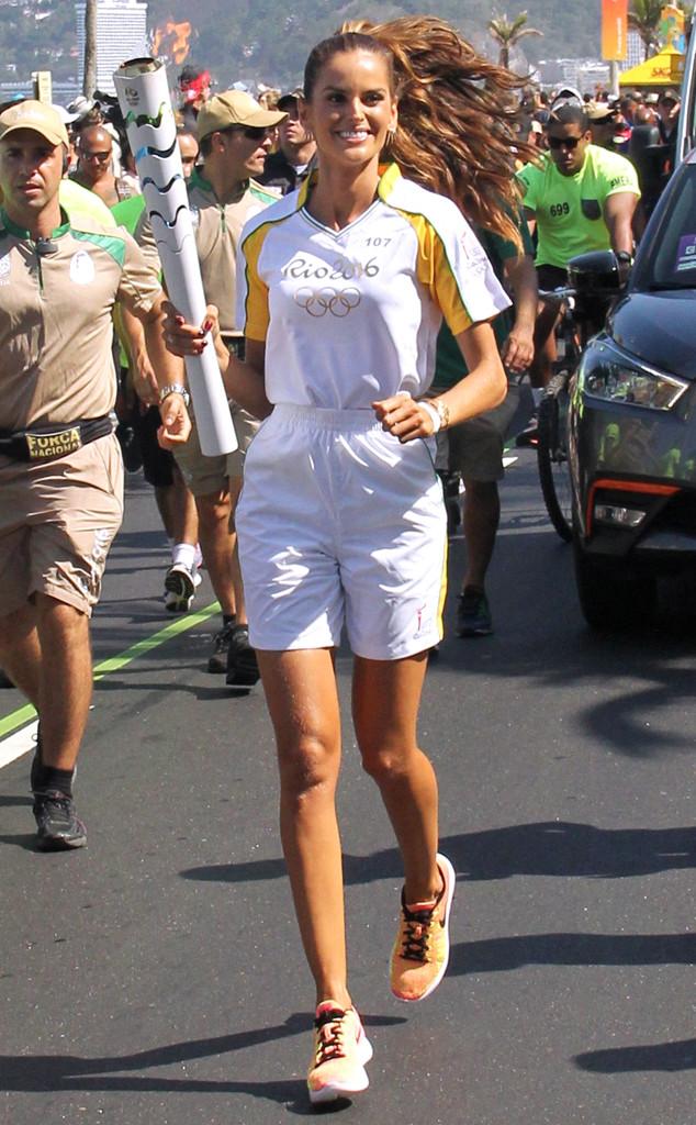 Izabel Goulart, Olympics, 2016 Rio