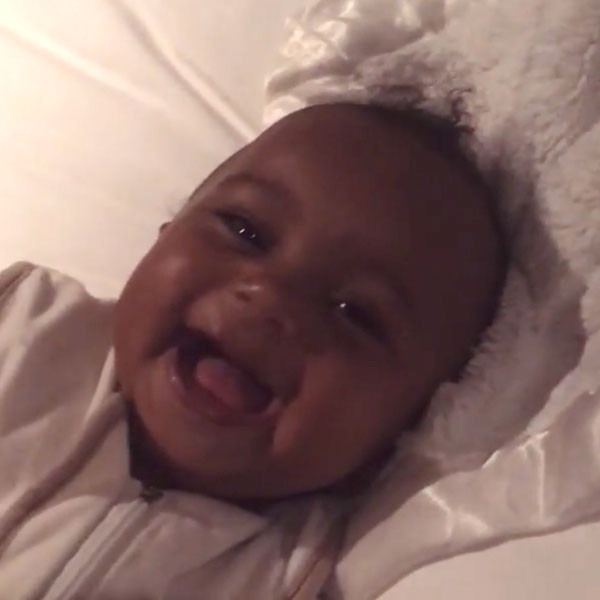 Saint West Instagram